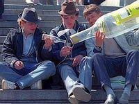 Соображать на троих - любимая национальная забава? Фото: Владимир ВЕЛЕНГУРИН