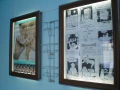 Выставка антикурительных рисунков Трошева И.Ж.